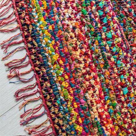Tappeto bagno Cipi Rainbow 60x90 cm