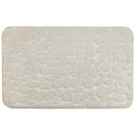 Tappeto Memory Foam Pebbles beige