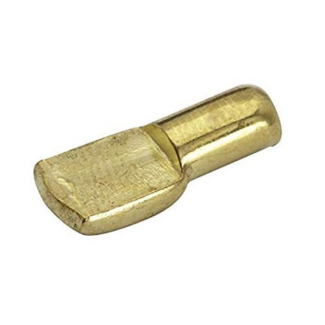TAQUET D7 NICKELE OU LAITONNE - POUR DOUILLE DIAMETRE 8 MM - 25201 - HETTICH