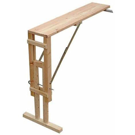 Taquet d'escalier pour échelle (plusieurs tailles disponibles)