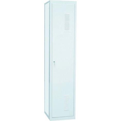 Taquilla metalica 30 extensible 1 puerta gris