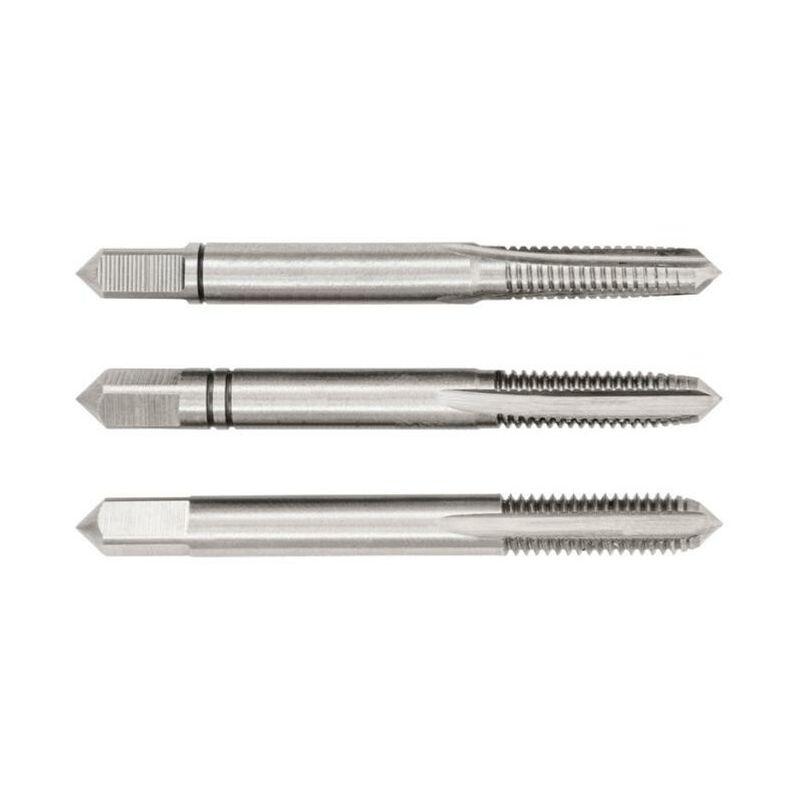 Qualité Professionnel DIN 352 Jeu de 3 tarauds à main HSS M12 x 1,75