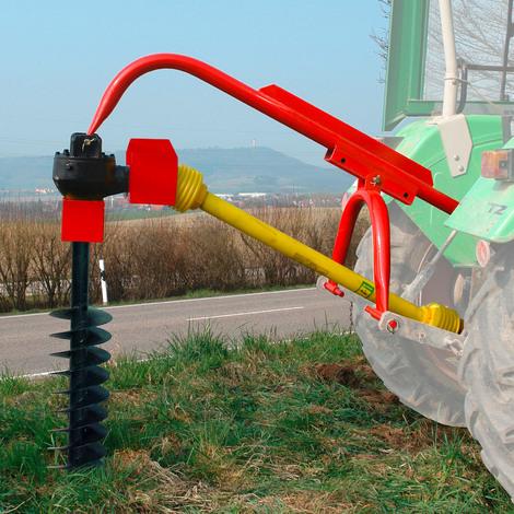 Tarière 3 points - 220 mm (9') pour tracteur