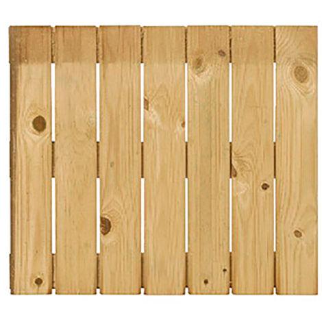 Tarima madera pino