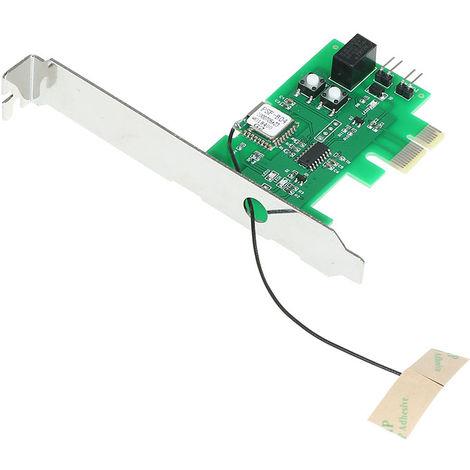 Tarjeta de interruptor de control remoto de escritorio PCI-e, modulo de rele de interruptor