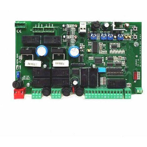 Tarjeta electronica de reemplazo CAME ZL180