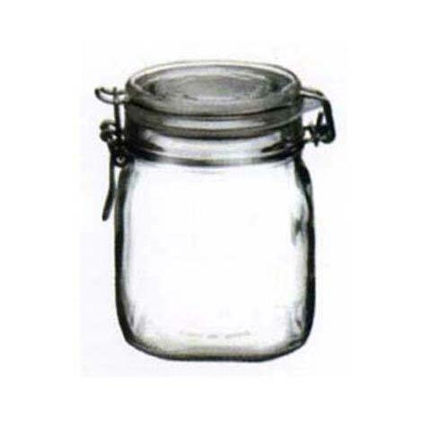 Tarro Transparente Fido Bormioli 1,5 L