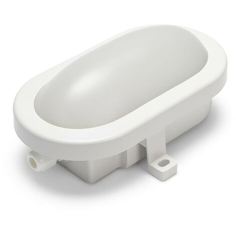 TARTARUGA: applique LED 5.5W bianca. IP54, Connettore Fast