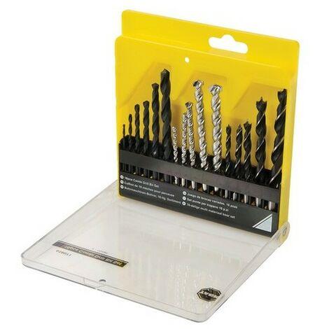 Task 658071 Combi Drill Bit Set 16 Piece 2 - 10mm