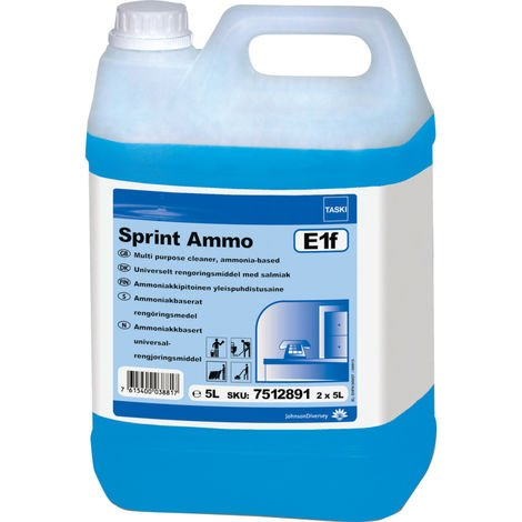 Taski Sprint Ammo Multi-surface Cleaner 5LTR