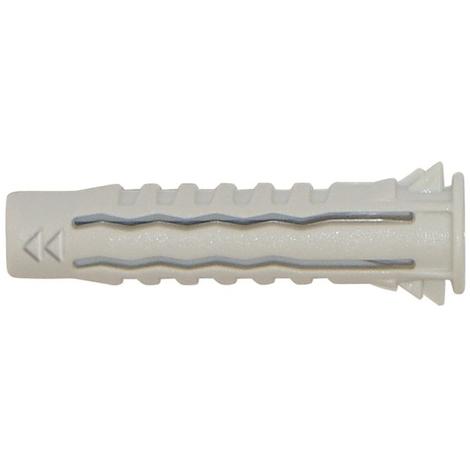 Tassello Tasselli in Nylon con Collare Maurer art 10x50 mm 50 Pz MC108  Ø x L