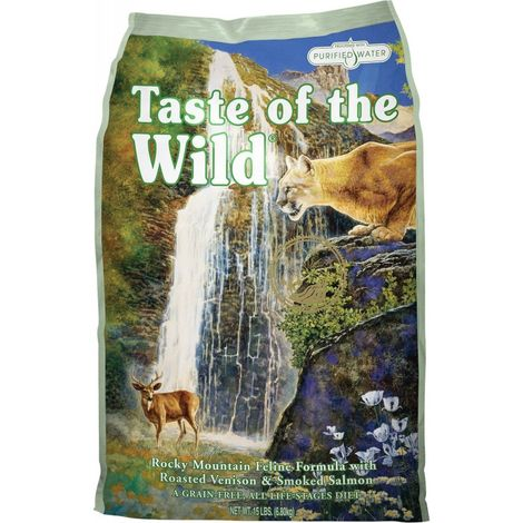 Taste of the wild Rocky Mountain gatos 7 kg