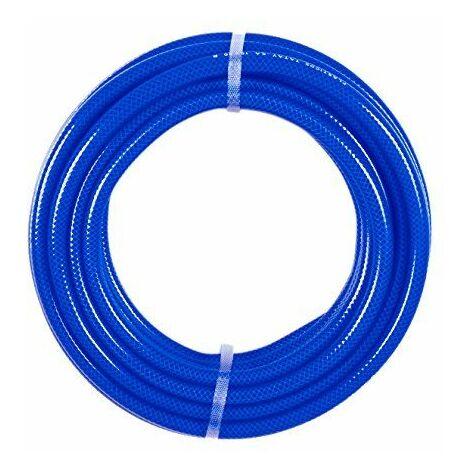 TATAY–Rouleau Tuyau d\'arrosage Jardinage 35x35x10 cm bleu
