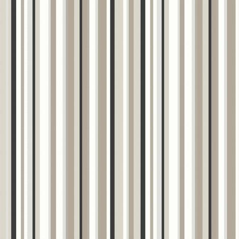 Taupe Silver Beige Coffee Striped Stripe Wallpaper Metallic Modern Luxury