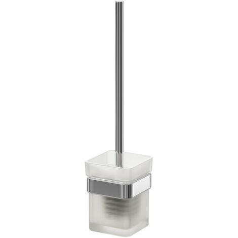 Taurus Wall Mounted Toilet Brush & Holder