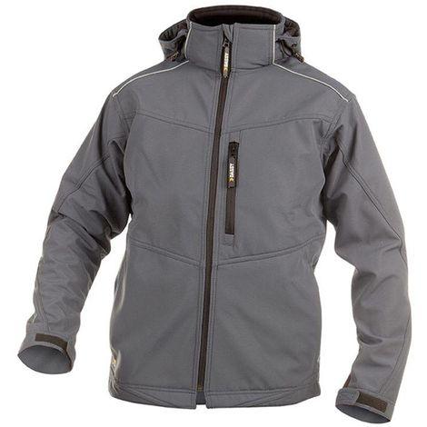 TAVIRA veste de travail chaude softshell doublée polaire Dassy