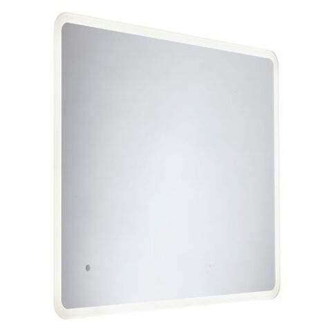 Tavistock Aster LED Illuminated Bathroom Mirror 600mm W x 800mm H