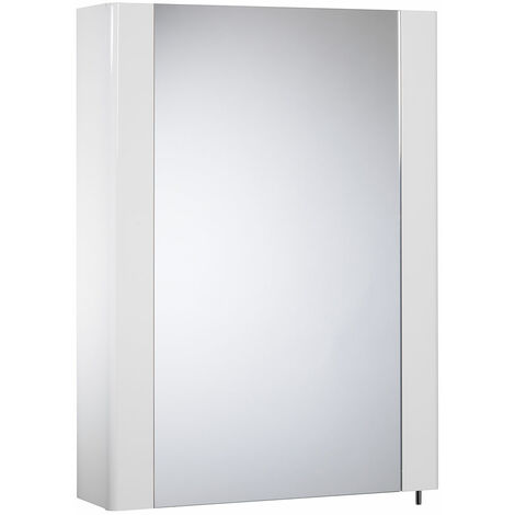 Tavistock Detail Bathroom Cabinet 650mm H x 475mm W White