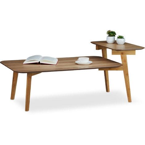 Tavolino da Salotto con Ripiano, Basso, Camera da Letto ...