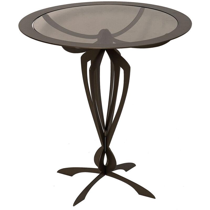Arti&mestieri - Tavolino da salotto moderno basso Minerva