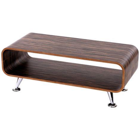Tavolino da salotto soggiorno tavolo dal design moderno in legno ...