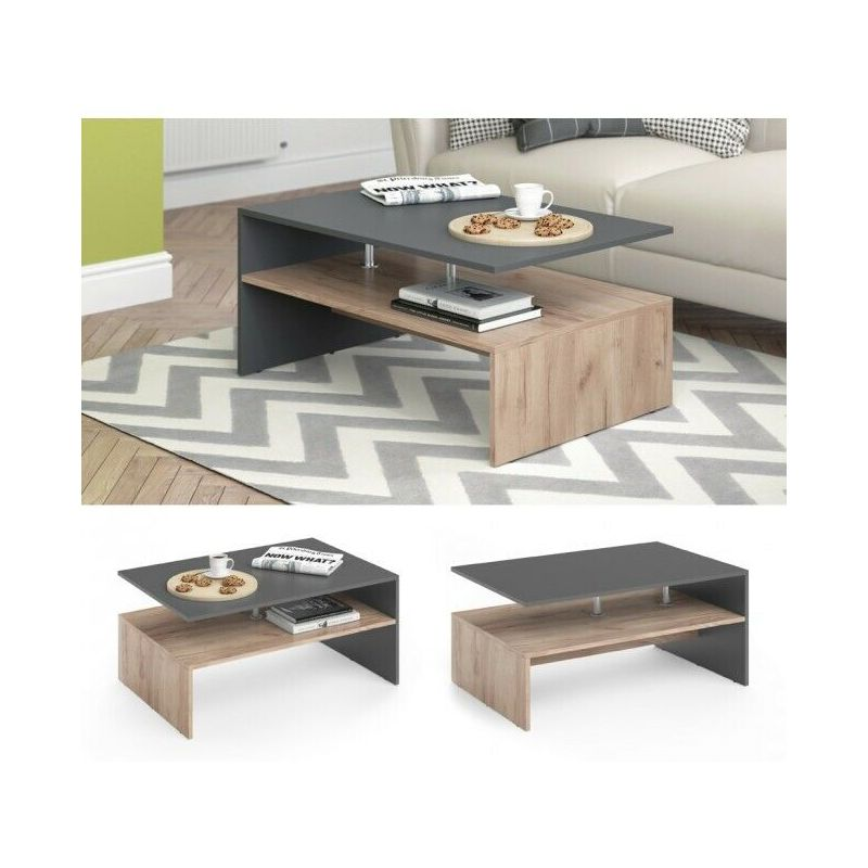 Tavolino tavolo da salotto soggiorno tavolo per caffè tè design ...
