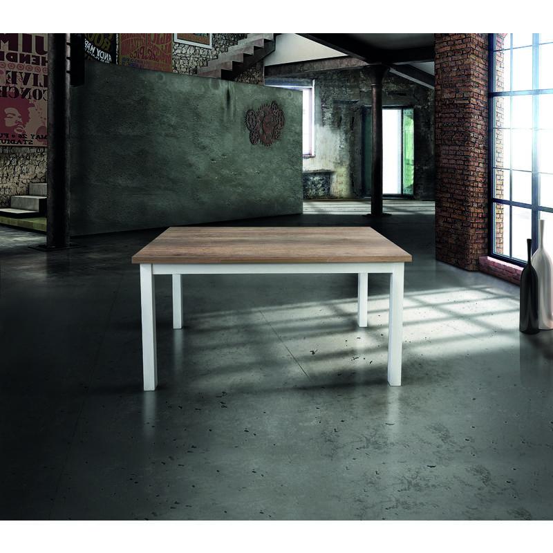 Tavolo allungabile 110x70cm - 190x70cm - FASHION COMMERCE
