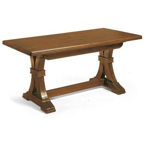 Tavolo da Pranzo Allungabile in Legno Massello