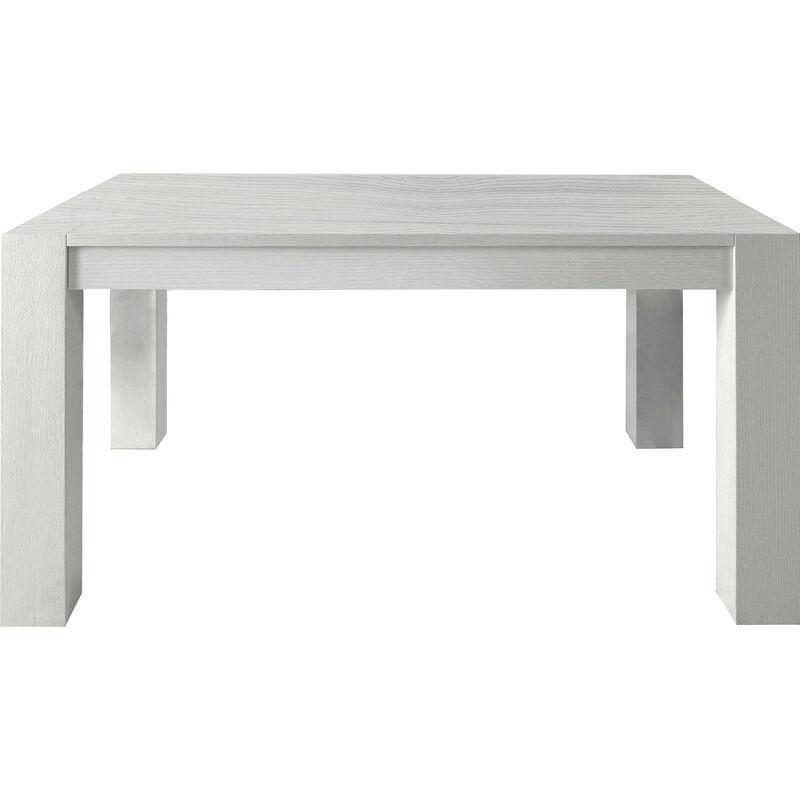 Tavolo Allungabile 140 X 140.Tavolo Da Pranzo Moderno Di Design Allungabile 90 X 140 180 220