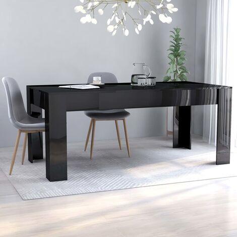 Tavolo Da Pranzo Nero Al Miglior Prezzo