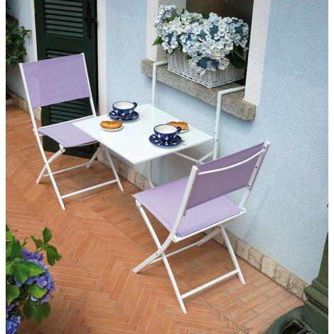Tavolo pieghevole per ringhiera for Cerco tavolo in regalo