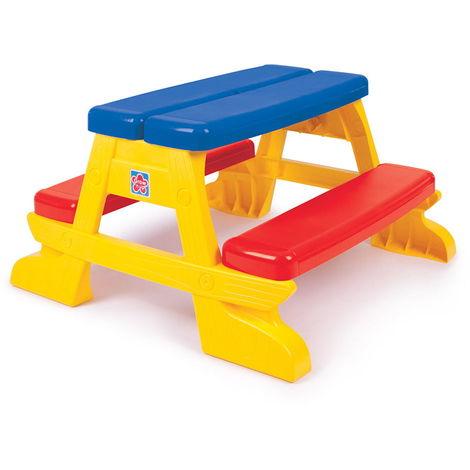 Tavolino Pieghevole Bambini.Tavolo Pic Nic Pieghevole Da Esterno Per Bambini
