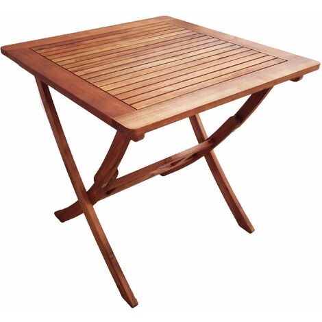 Tavolo pieghevole in legno modello saturnia - Tavolo giardino pieghevole ...