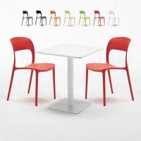 Sedie Plastica Colorate Economiche.Sedie In Plastica Colorate Acquista Online Sedie Moderne