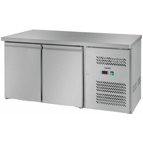 Tavolo refrigerato - 228 L - 2 porte