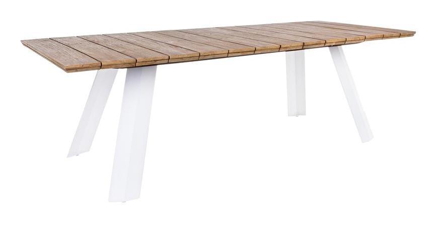 Legno Naturale Bianco : Tavolo tavoli legno naturale arredo esterno cm giardino