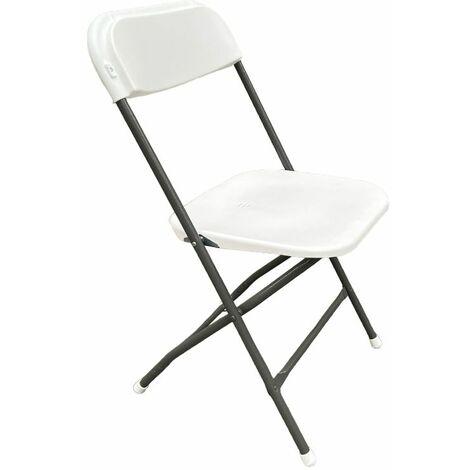 Tavoli In Resina Pieghevoli.Tavolo Tavolino Pieghevole In Dura Resina 180x70x74 Cm 4 Sedie