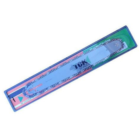 """main image of """"TCK chaine guide 45cm pour tronçonneuse TCK HYUNDAI GUCHTRT45"""""""