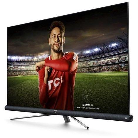 TCL Television 55DC760 Android 55- 4K HDR 1700 HZ Barra de Sonido JBL