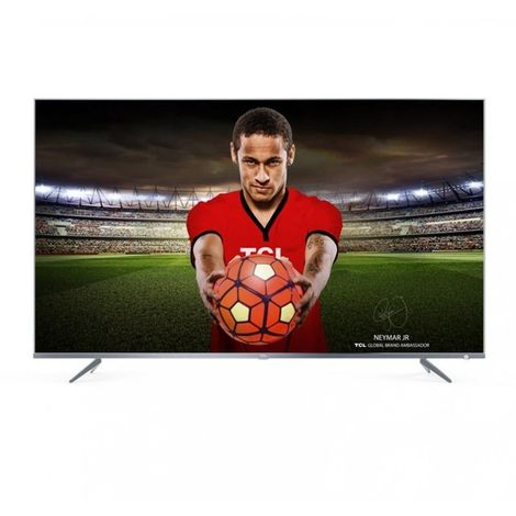 TCL Television 55DP660 Android 55- 4K HDR PRO 1500 HZ Super Slim