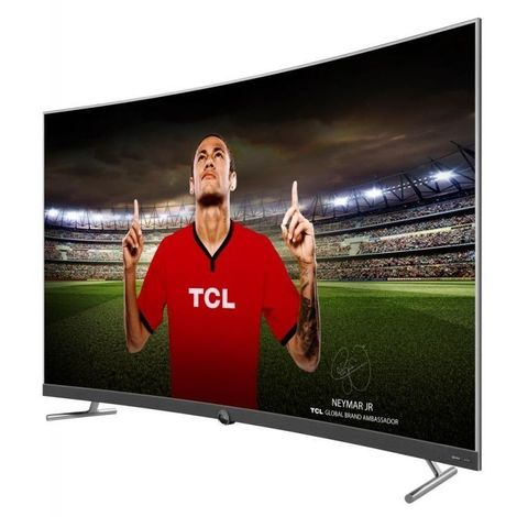 TCL Television 55DP670 Smart TV 55- Curvo 4K HDR 1500 HZ Dolby Audio