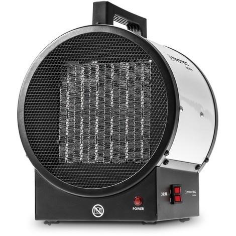 Ceramic fan heater TDS 20 P TROTEC