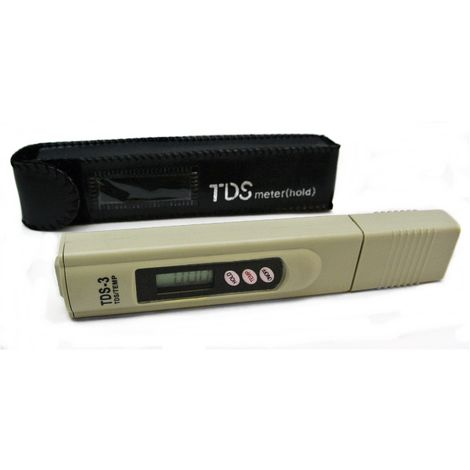 TDS Meter for Testing Water Quality - TDS-3