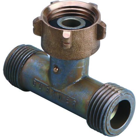 """main image of """"Té de couplage bouteilles gaz butane-propane 20x150"""""""