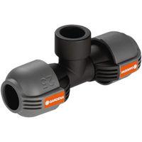 Té égal Sprinklersystem 25mm 20/27 femelle GARDENA 2790-20