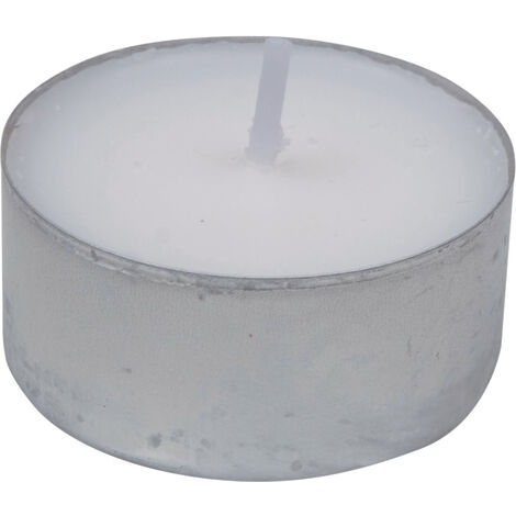 """TEA LIGHT """"MADE IN ITALY"""" D.38 CONF. 50 PZ. (1 CF)"""