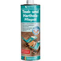 Teak- und Hartholz Pflegeöl 1L - Pflege für Gartenmöbel, Terrassenmöbel HOTREGA - 4508