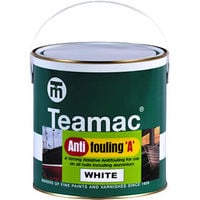 Teamac Chlorvar Chlorinated Rubber Paint 5L (select colour)