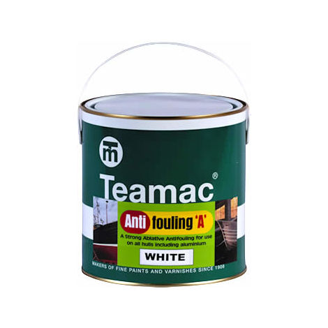 Teamac Deck Paint (select size & colour)