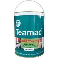 Teamac Suregrip Anti-Slip Deck Paint (select size & colour)